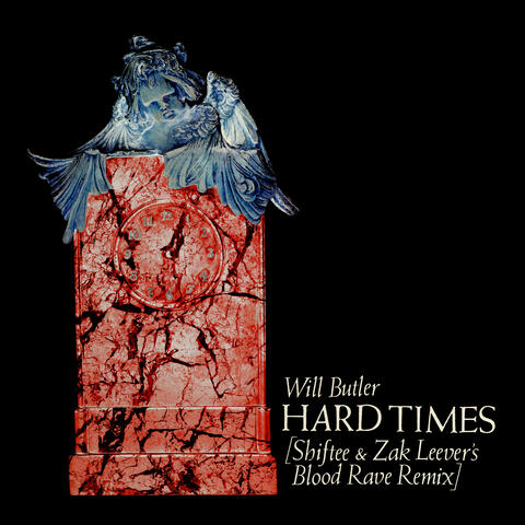 Hard Times (Shiftee & Zak Leever's Blood Rave Remix) album art