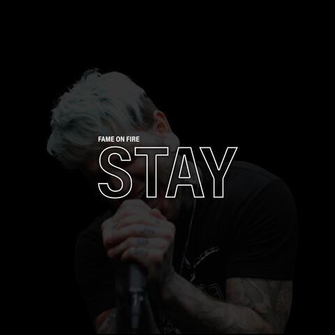 STAY album art
