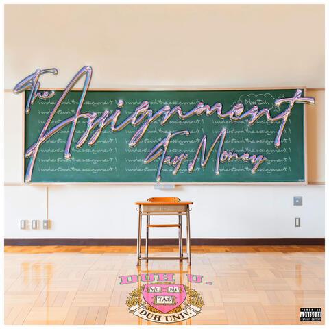 The Assignment album art
