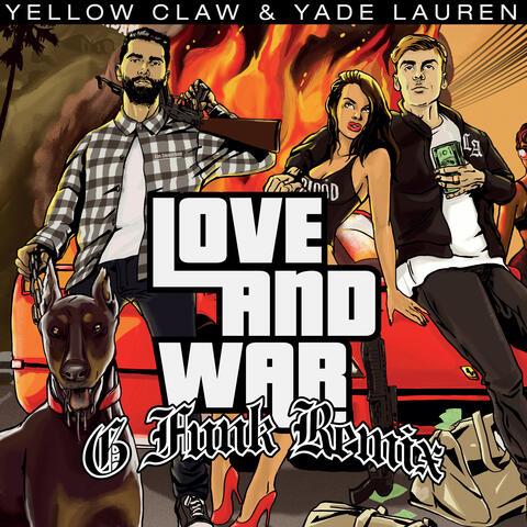 Love & War album art