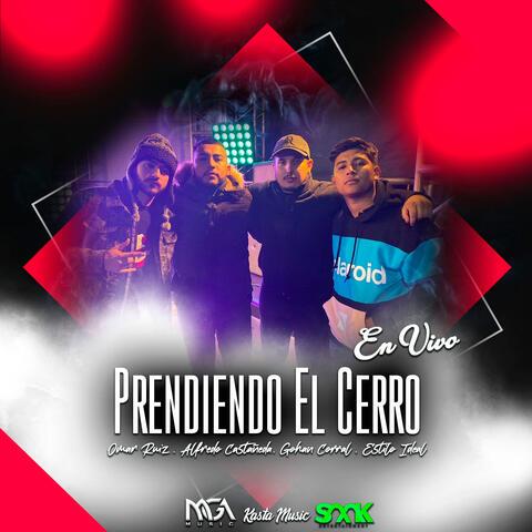 Prendiendo El Cerro (En Vivo) album art