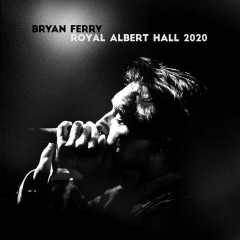 Live at the Royal Albert Hall 2020 album art