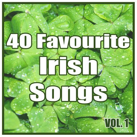 40 Favourite Irish Songs album art