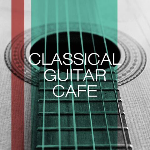 Classical Guitar Cafe album art