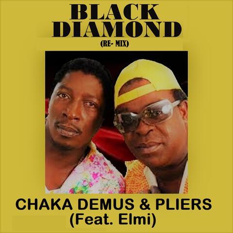Black Diamond album art