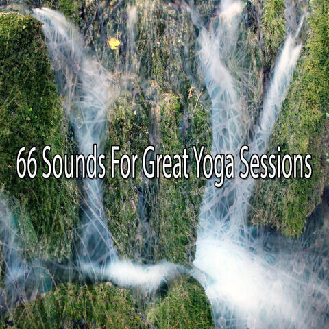 66 Sounds for Great Yoga Sessions album art