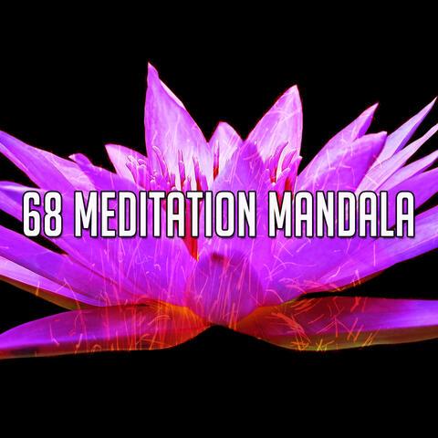 68 Meditation Mandala album art
