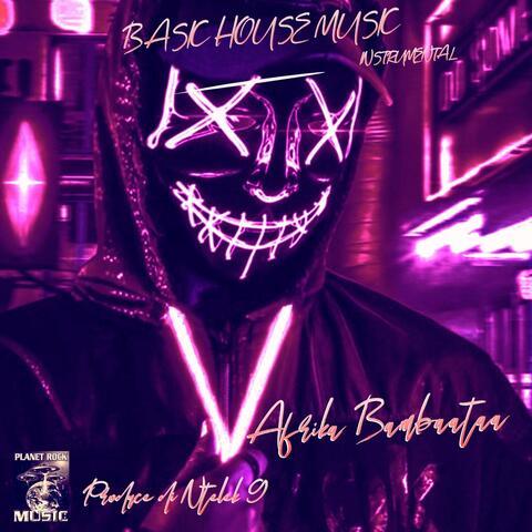 Basic House Music album art