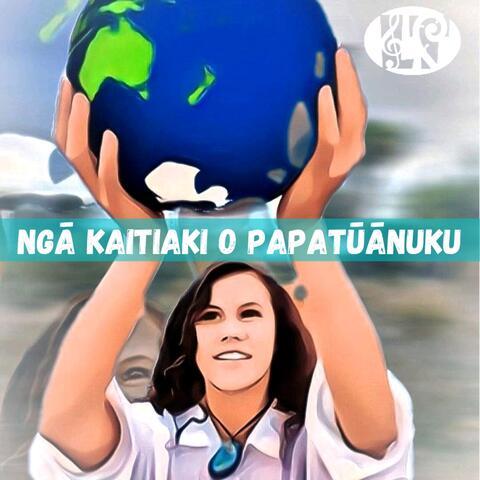 Ngā Kaitiaki O Papatūānuku album art