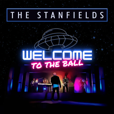Welcome to the Ball album art
