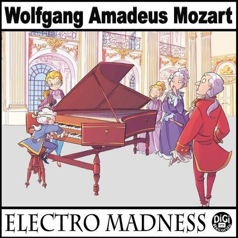 Electro Madness album art