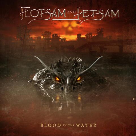 Blood in the Water album art