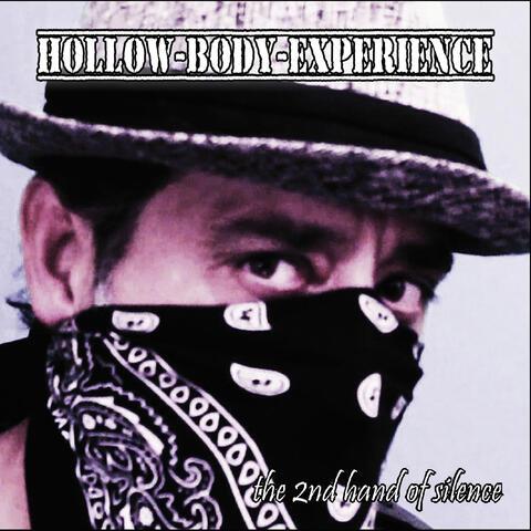 The 2nd Hand of Silence album art