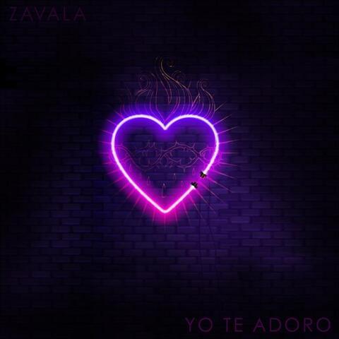 Yo Te Adoro album art
