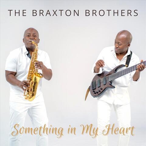 Something in My Heart (Radio Edit) album art