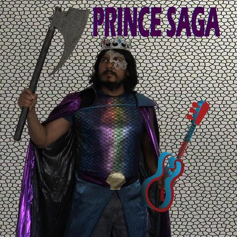 Prince Saga album art