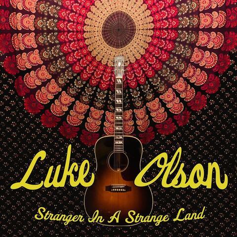 Stranger in a Strange Land album art