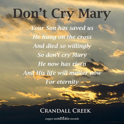Don't Cry Mary album art