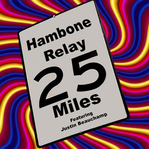 Twenty-Five Miles (feat. Justin Beauchamp) album art