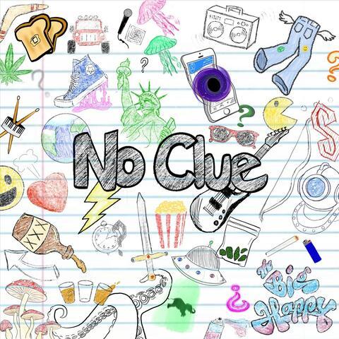No Clue album art