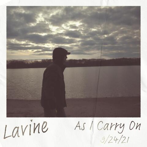 As I Carry On album art