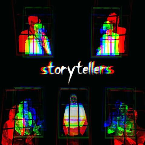 Storytellers - EP album art
