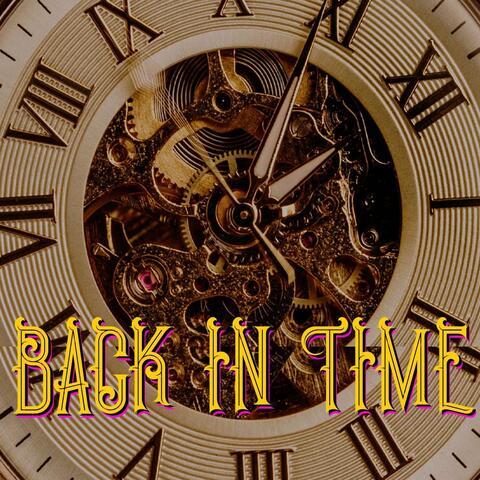 Back in Time album art