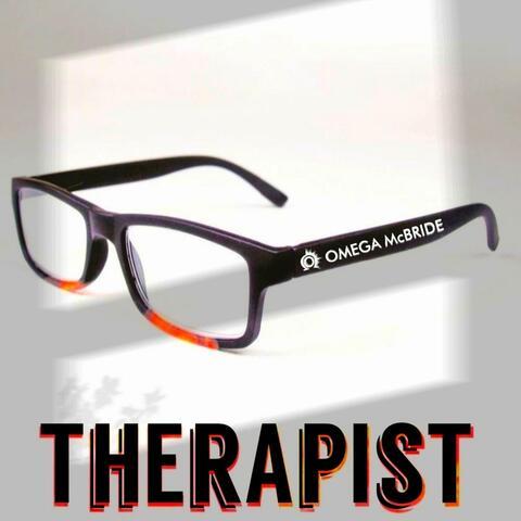 Therapist album art