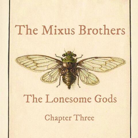 The Lonesome Gods, Ch. Three album art