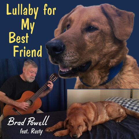 Lullaby for My Best Friend album art