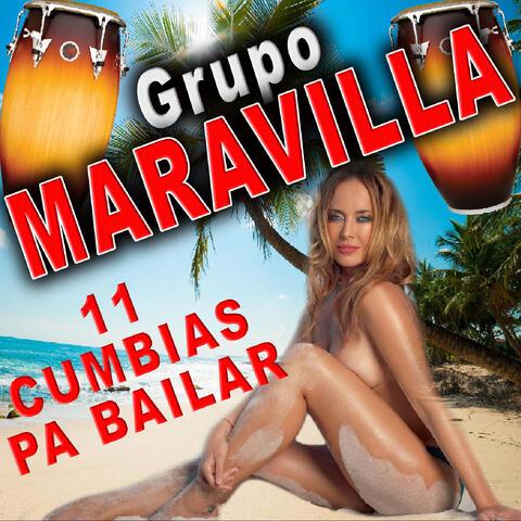 11 Cumbias pa bailar album art