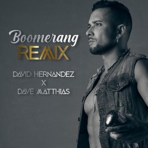Boomerang - Remix album art