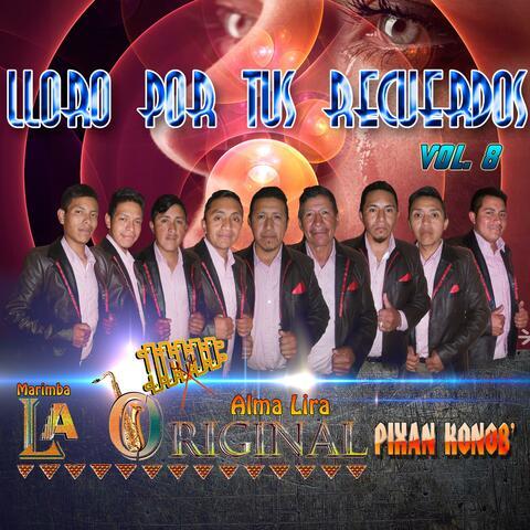 Marimba Alma Lira La Original Pixan Konob'