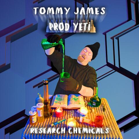 Research Chemicals album art