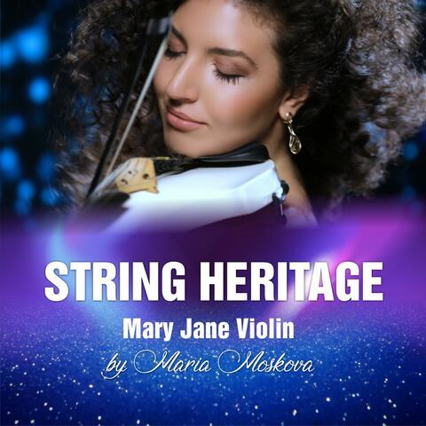String Heritage album art