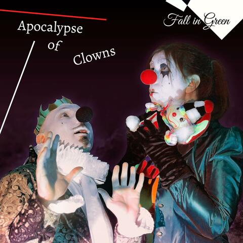 Apocalypse of Clowns album art