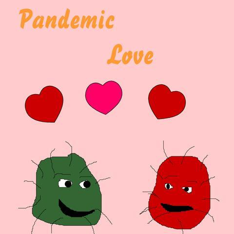 Pandemic Love album art