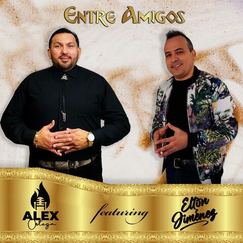 Entre Amigos (feat. Elton Jimenez) album art