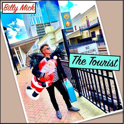 The Tourist album art