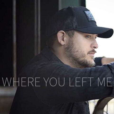 Where You Left Me album art