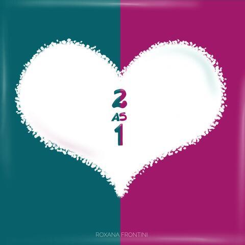2 as 1 album art