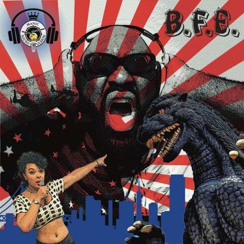 B.F.E album art