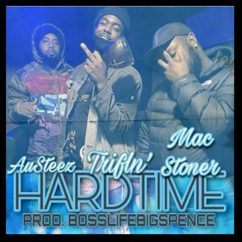 Hardtime (feat. Austeez & Mac Stoner) album art