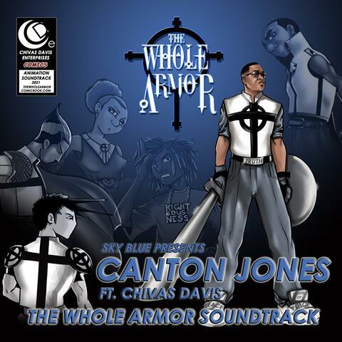 The Whole Armor Comic Book Theme Song (feat. Chivas Davis) album art