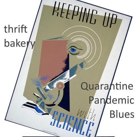 Quarantine Pandemic Blues album art