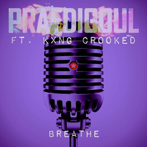 Breathe (feat. Kxng Crooked, Challz Brown, Bugzy Blaccck & Constantine) album art
