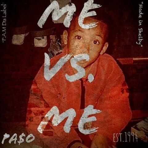 Me vs Me album art