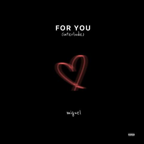 for you (interlude) album art