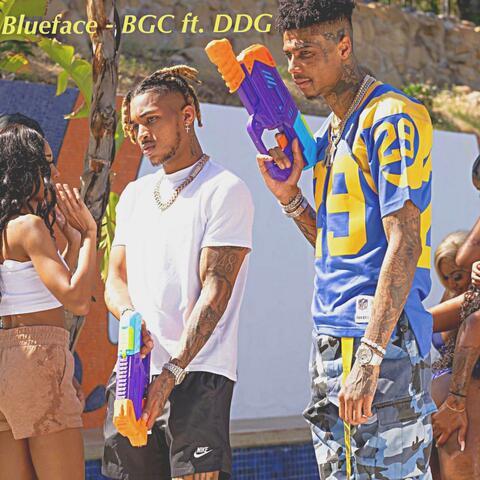 BGC (feat. DDG) album art