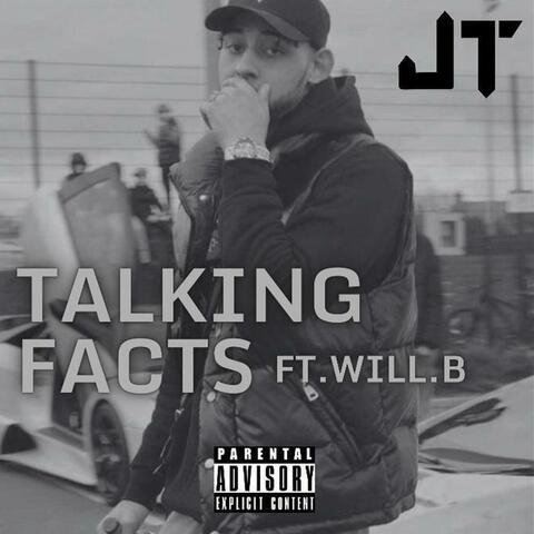 Talking Facts (feat. Will.B) album art